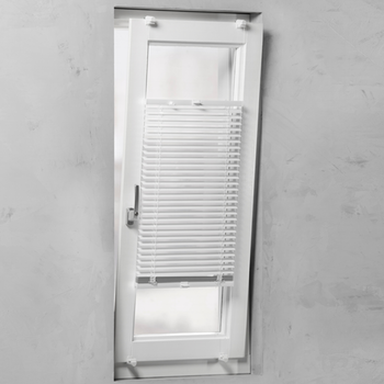 aluminium jaloezie voor draai- kiepraam